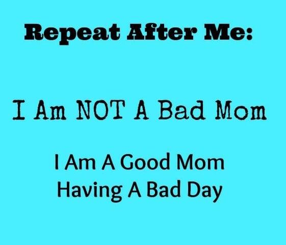 Sunt o mamă groaznică atunci când sunt nedormită! De soție nici nu mai zic…