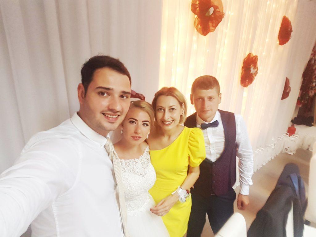Despre cum e sa fii nasa la nunta in Maramures