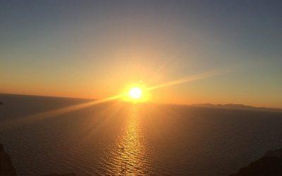Santorini, marketing sau vis?
