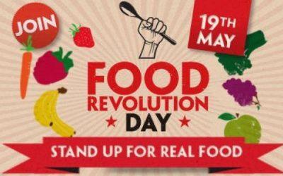 Ce este Food Revolution Day?