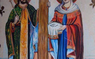 Cine au fost Constantin si Elena