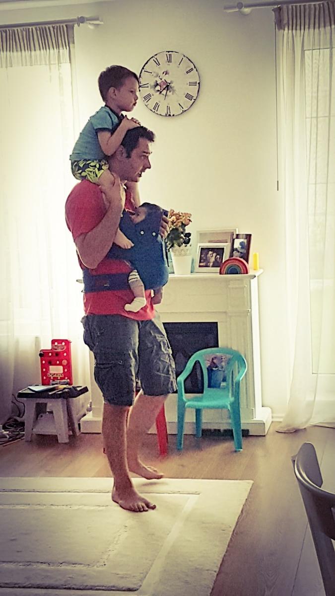POLL – Cat de mult se implica tata in viata bebelusului?
