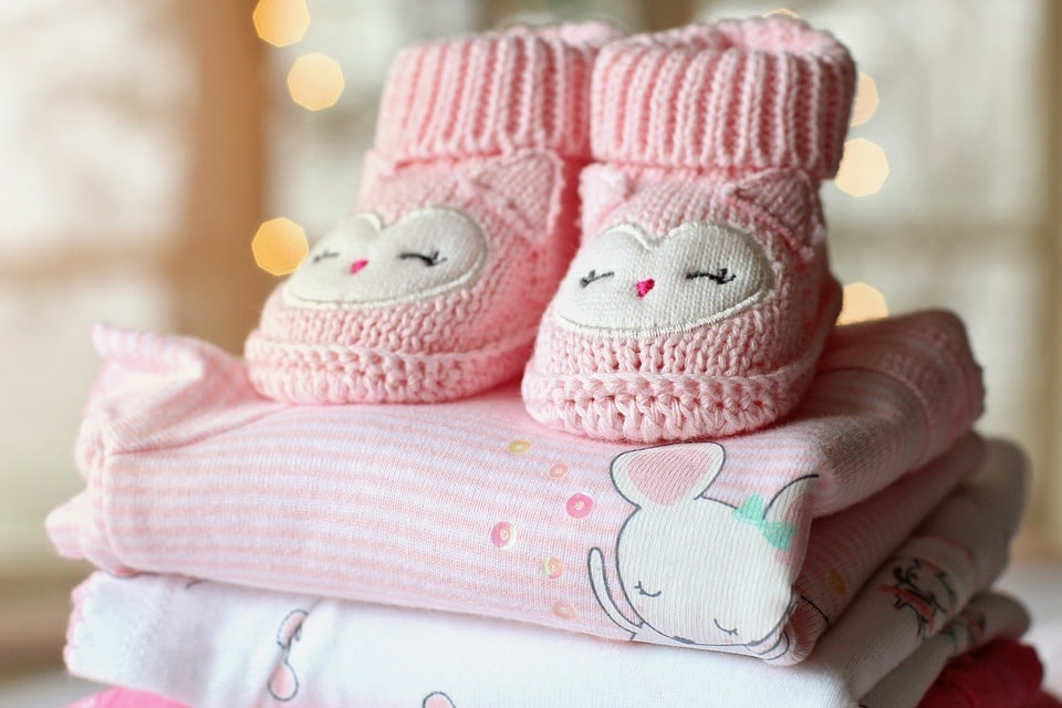 Pink Girl Baby Clothes Baby Girl Booties Baby 2047596