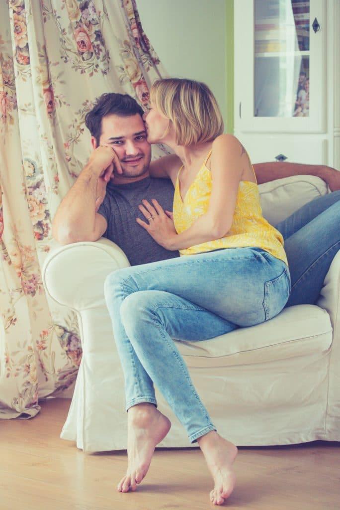 Nu vreau sa traiesc toata viata cu sotul meu, vreau sa traiesc….