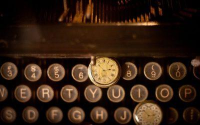 Cand am timp sa scriu?