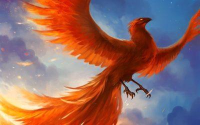 Am renascut ca Phoenix din propria-mi cenusa