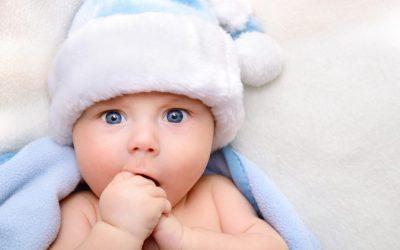 Nasi de bebe frumos