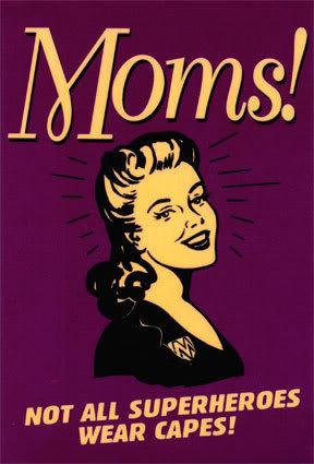 Puterea unei mame se naște odată cu copilul ei!