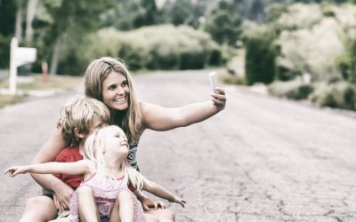 Cate poze faceti copiilor vostri?