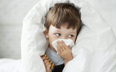 Cum îmbunătățim imunitatea copiilor în anotimpul rece