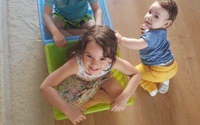 Ce ar trebui sa stie sa faca un copil intre 3 si 6 ani (CONCURS)