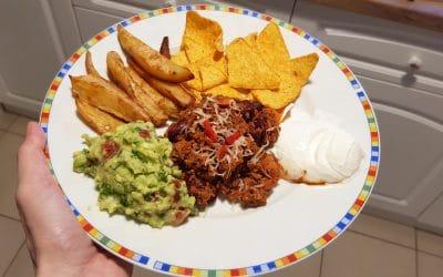 Chilli con carne si guacamole cu busuioc (Retete pentru ambele)