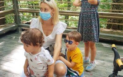 Dino Parc in pandemie. Cum a fost pentru noi