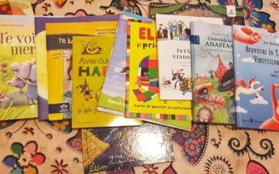 23 de carti cu povesti pentru copii 0-6 ani