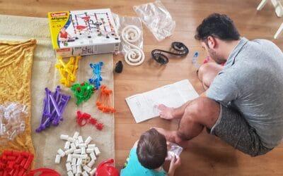 12 jocuri care sa il ajute pe copil sa isi descopere talentul
