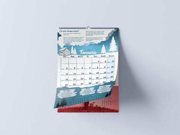 Calendar - Fa rai din ce ai 1