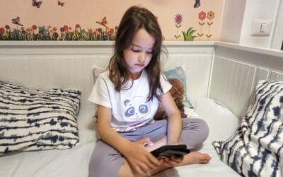Când le iau telefon mobil copiilor mei?